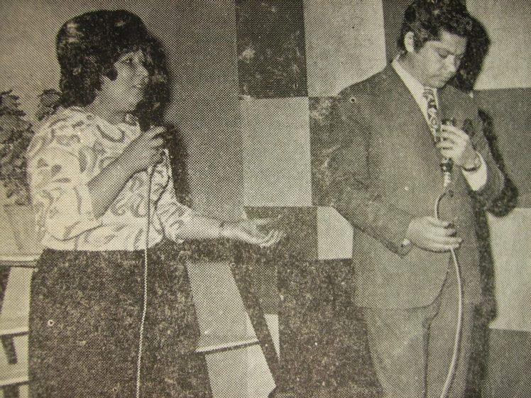 Jalil Zaland and his wife Sara Zaland